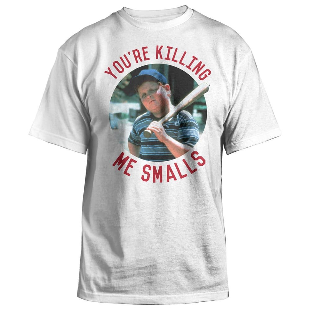 HYBRID Guys' Killing Me Smalls Tee - WHITE