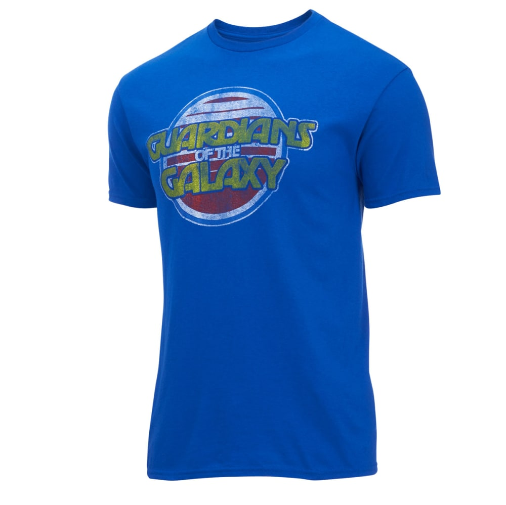MARVEL Guys' Guardians of the Galaxy Tee - ROYAL BLUE