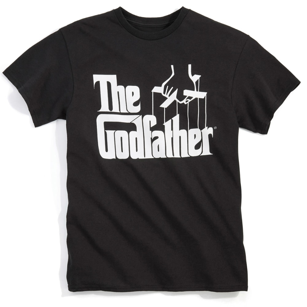 GODFATHER Guys Tee - Black, M