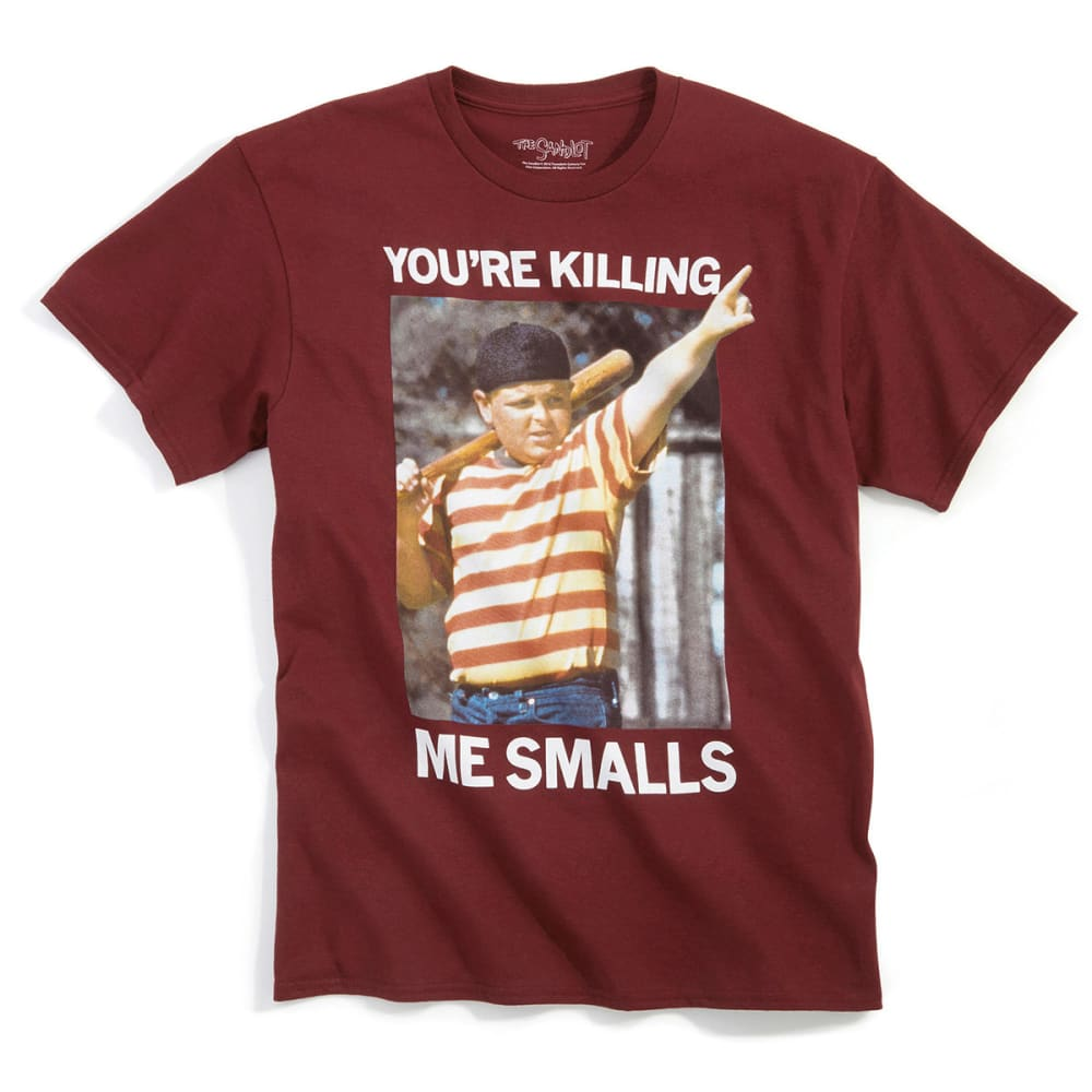 HYBRID Guys Killing Me Smalls Tee - Red, S