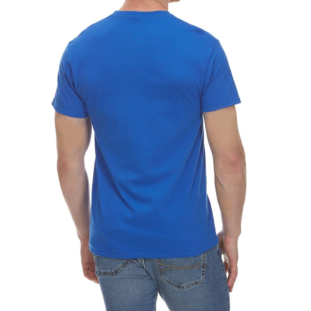 HYBRID Guys' Snoopy I'd Rather Be Sleeping Short-Sleeve Tee - ROYAL BLUE