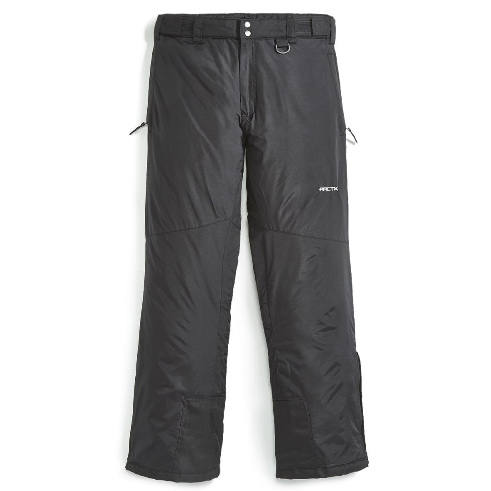 ARCTIX Men's Classic Ski Pants - BLACK NYLON