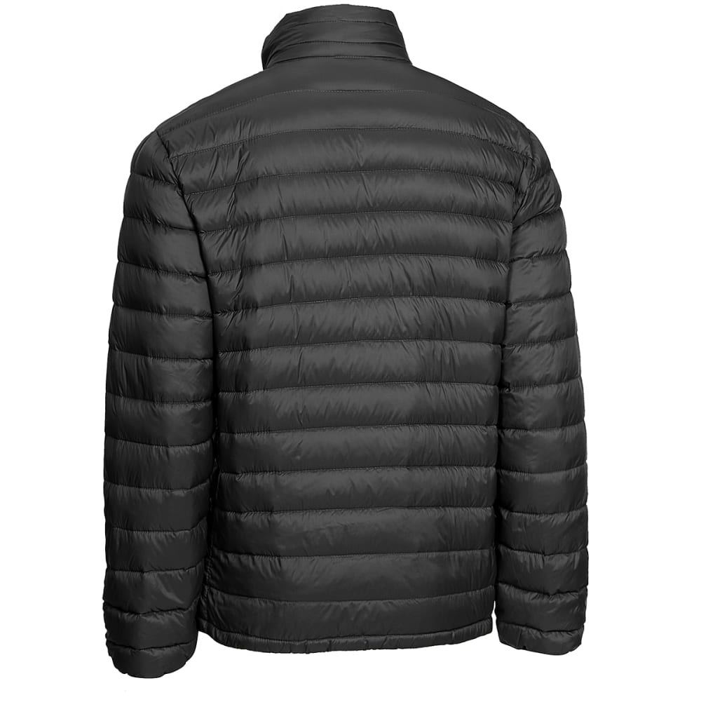 32 DEGREES Men's Packable Down Jacket - BLACK