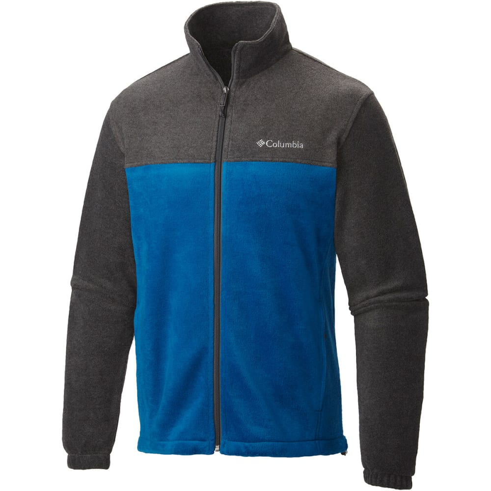 COLUMBIA Men's Steens Mountain Full - CHAR/ MAR-035