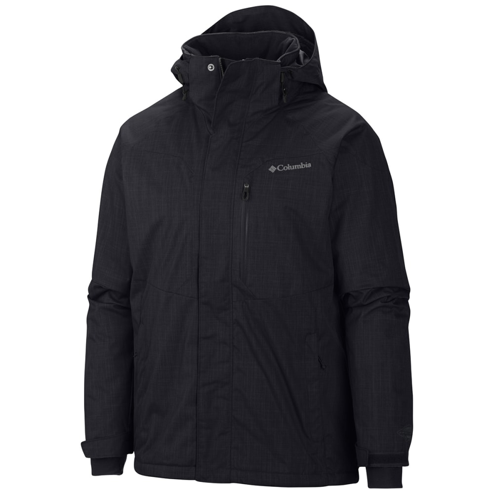 COLUMBIA Men's Alpine Action Jacket - 010-BLACK