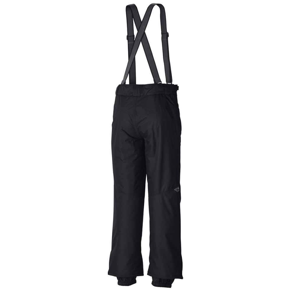 COLUMBIA Men's Bugaboo Omni Heat Pants - BLACK