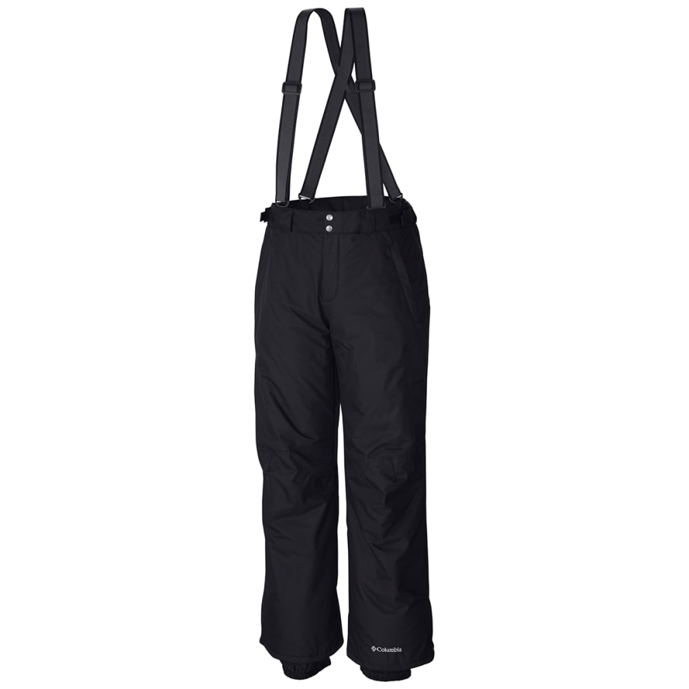 Columbia Men's Bugaboo Omni Heat Pants - Black, XL