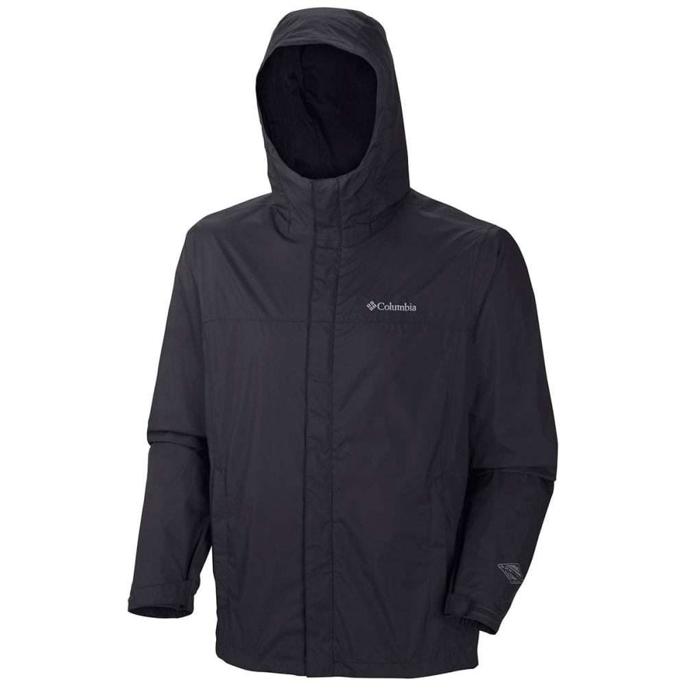 COLUMBIA Men's Watertight II Jacket - 010-BLACK