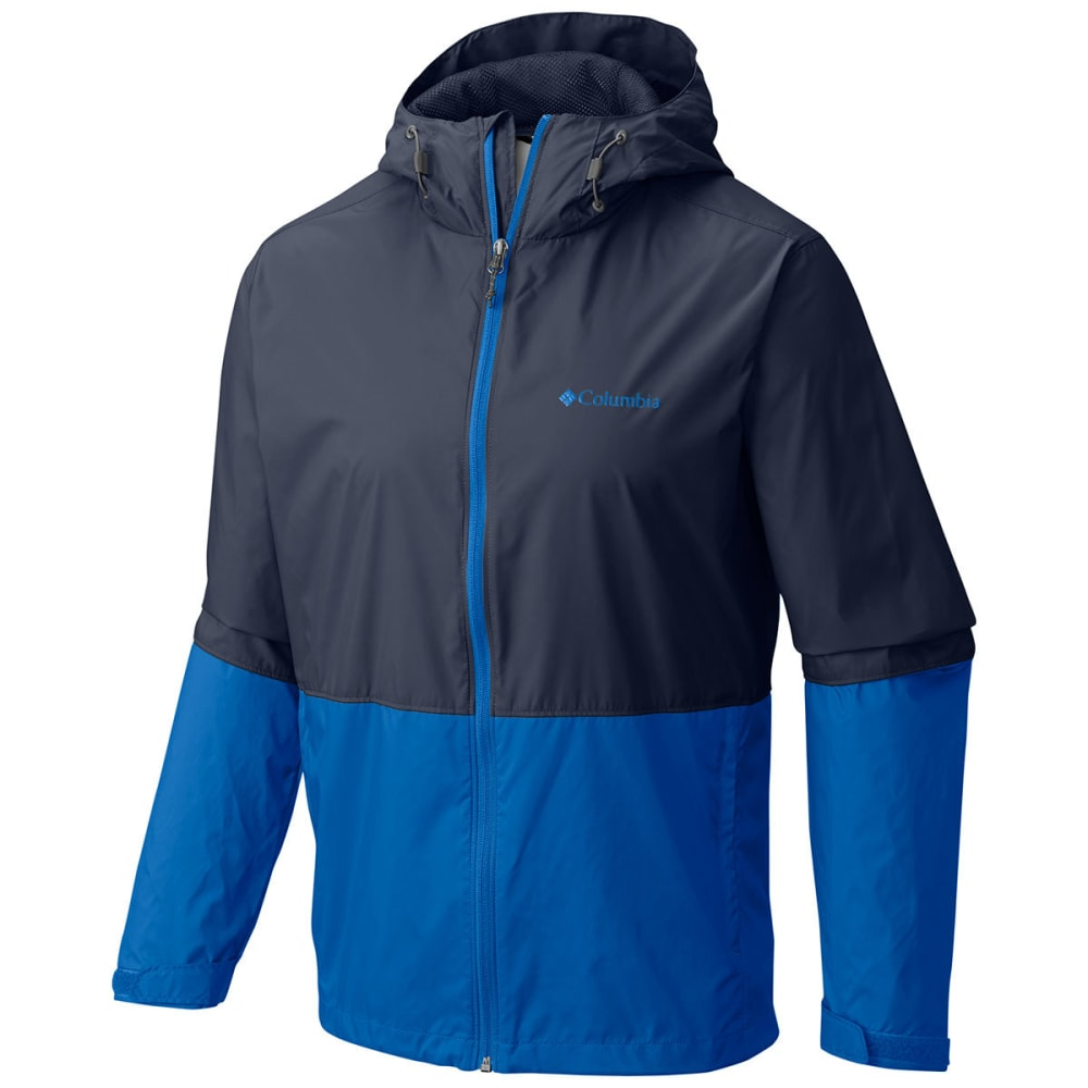 Columbia Men's Roan Mountain Jacket - Blue, L