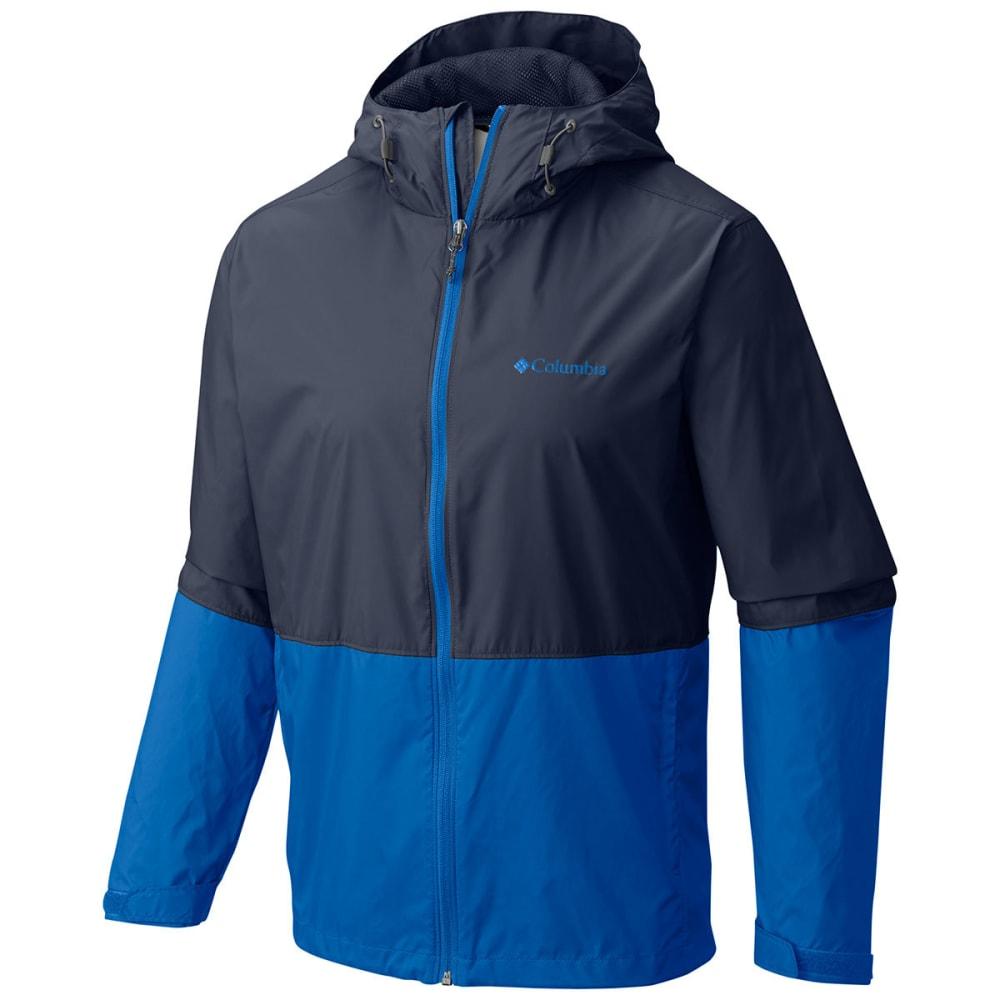 COLUMBIA Men's Roan Mountain Jacket - COLLEGIAT NVY-465