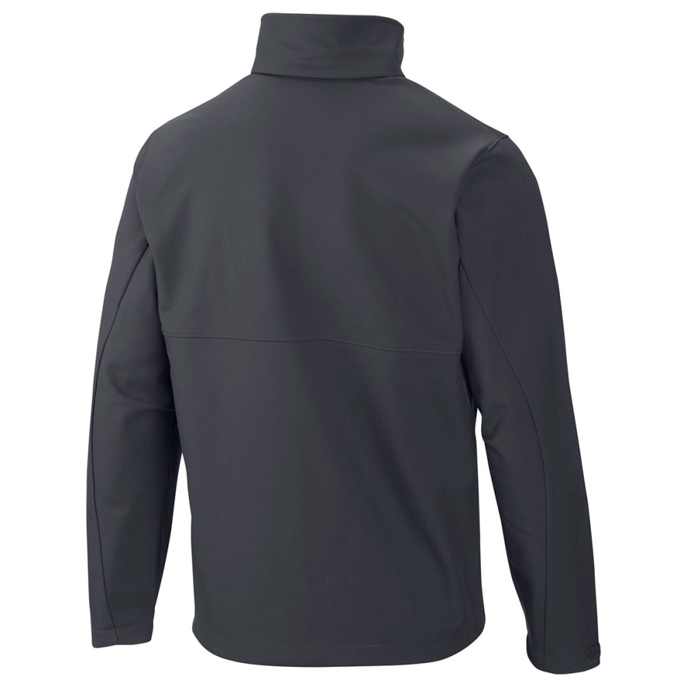 COLUMBIA Men's Ascender Softshell Jacket - GRAPHITE