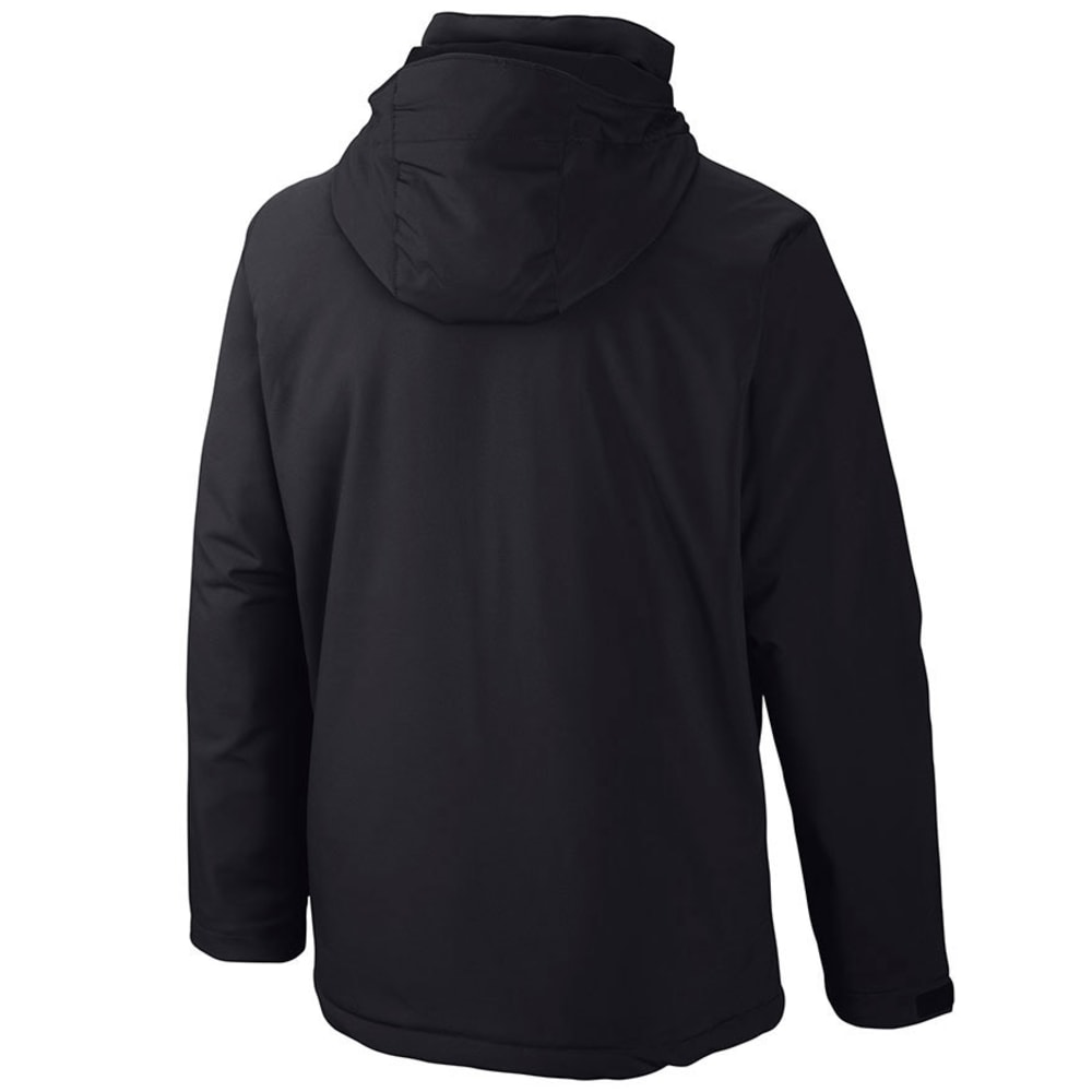 COLUMBIA Men's Gate Racer™ Softshell Jacket - BLACK-010