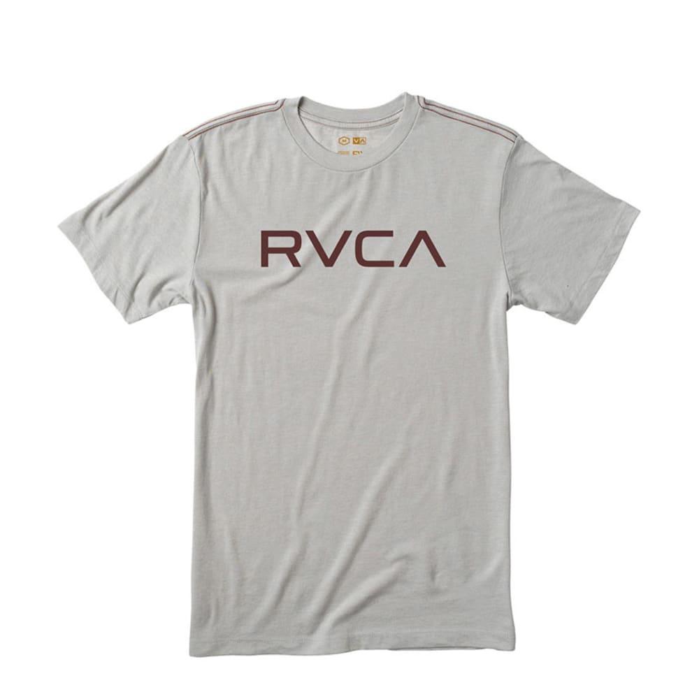 RVCA Guys' Big RVCA Cool Tee - COOL GREY