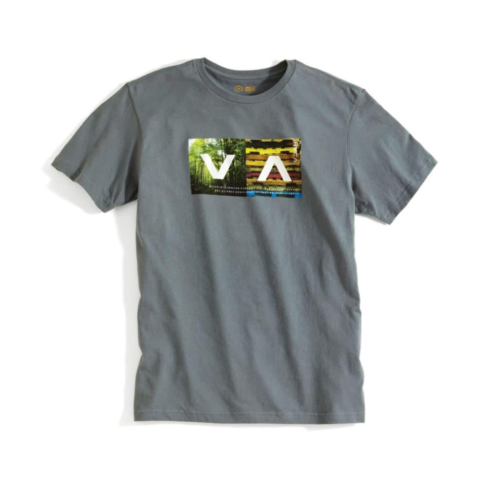 RVCA Guys' The Woods Tee - PAVEMENT