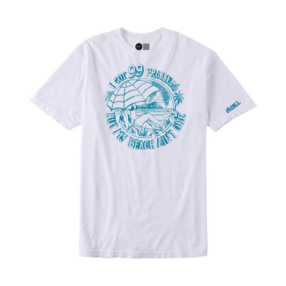 O'NEILL Guys' Beached Tee - WHITE
