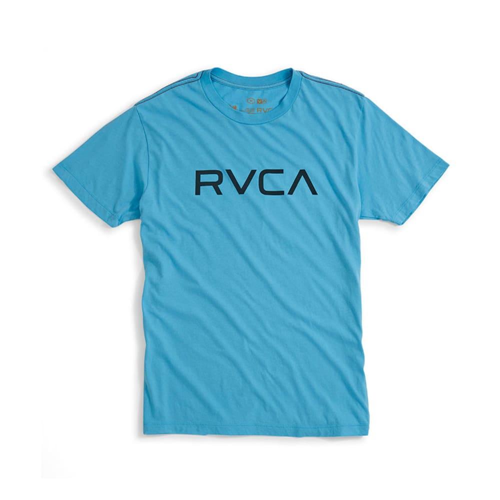 RVCA Big RVCA Tee - NORSE BLUE