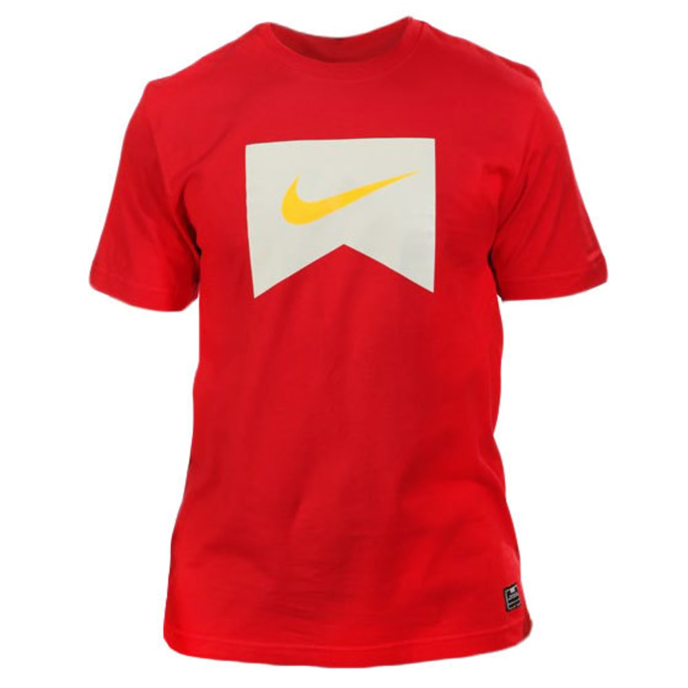 NIKE SB Guys' Ribbon Icon Tee 2 - UNIVERSITY RED