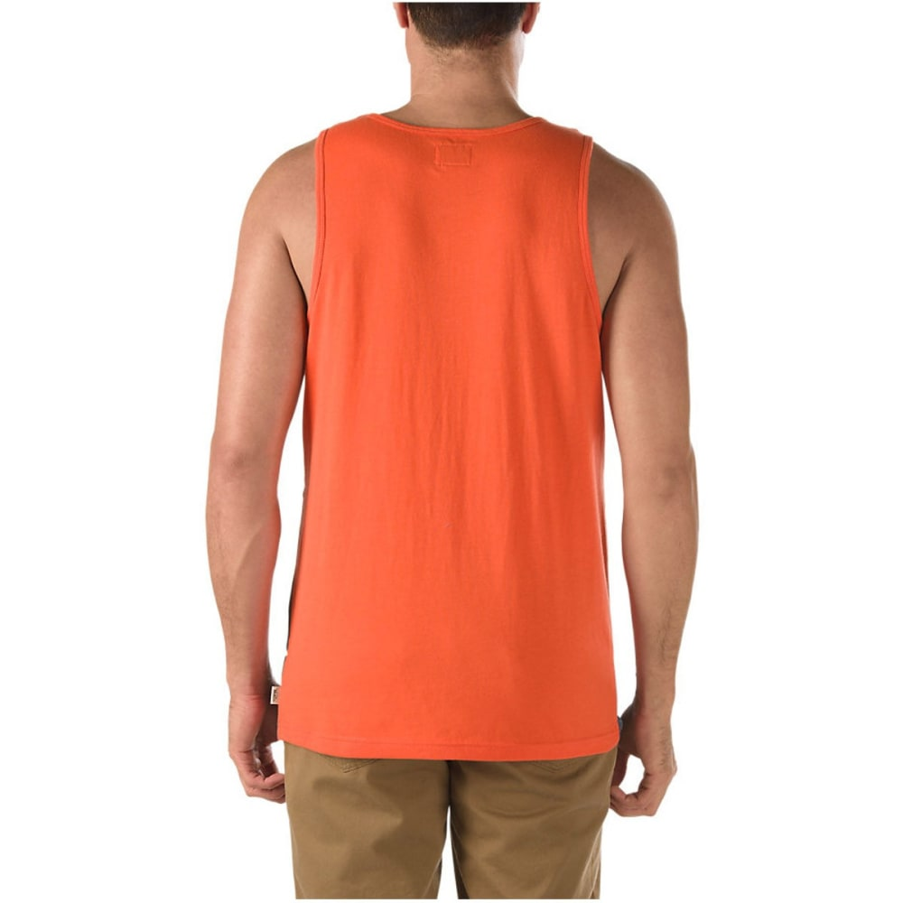 VANS Men's Seward Tank - GRANITE HEATHER/OXFO