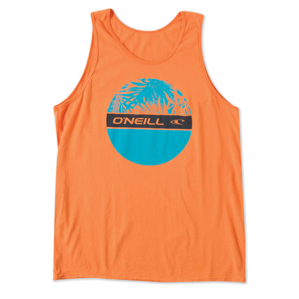 O'NEILL Guys' Saver Tank - ORANGE