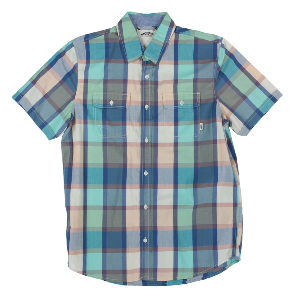 VANS Guys™ Frazier Button - BLUE PTRND