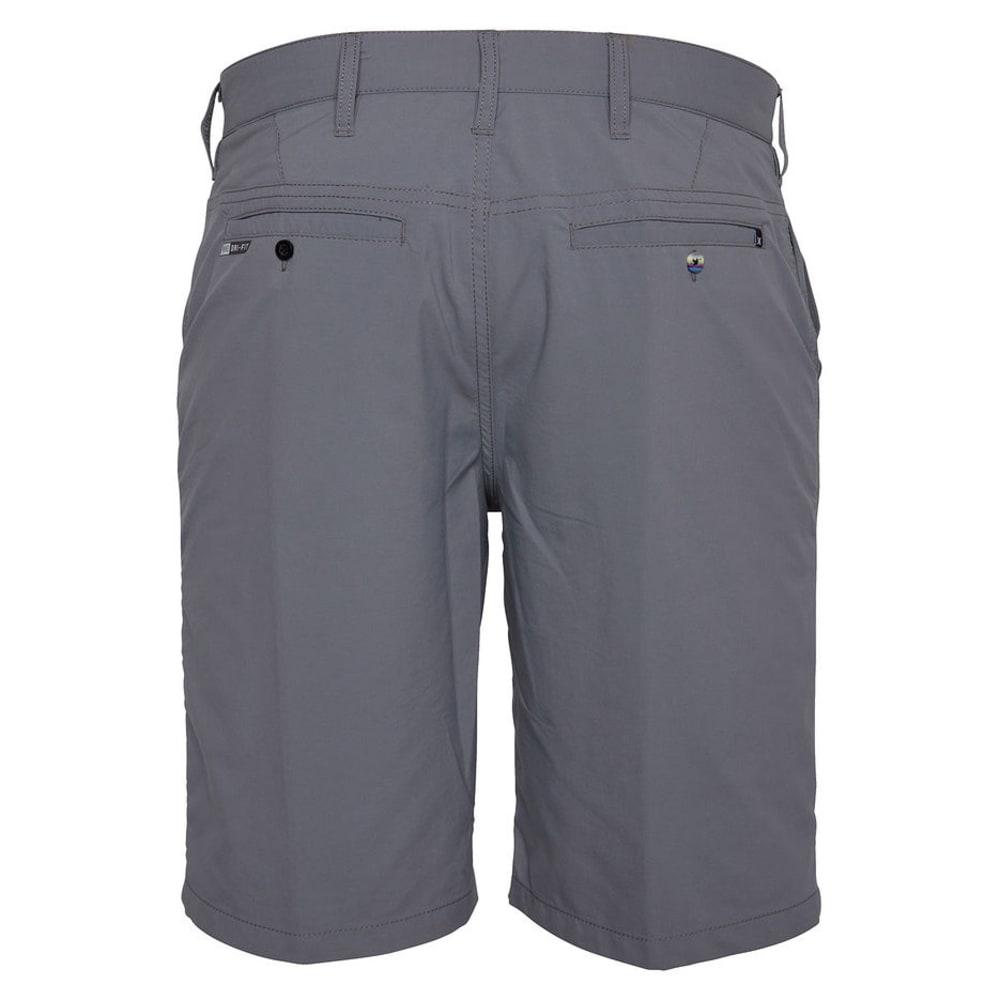 HURLEY Young Men's Dri-FIT Chino Shorts - 06B-COOL GREY095