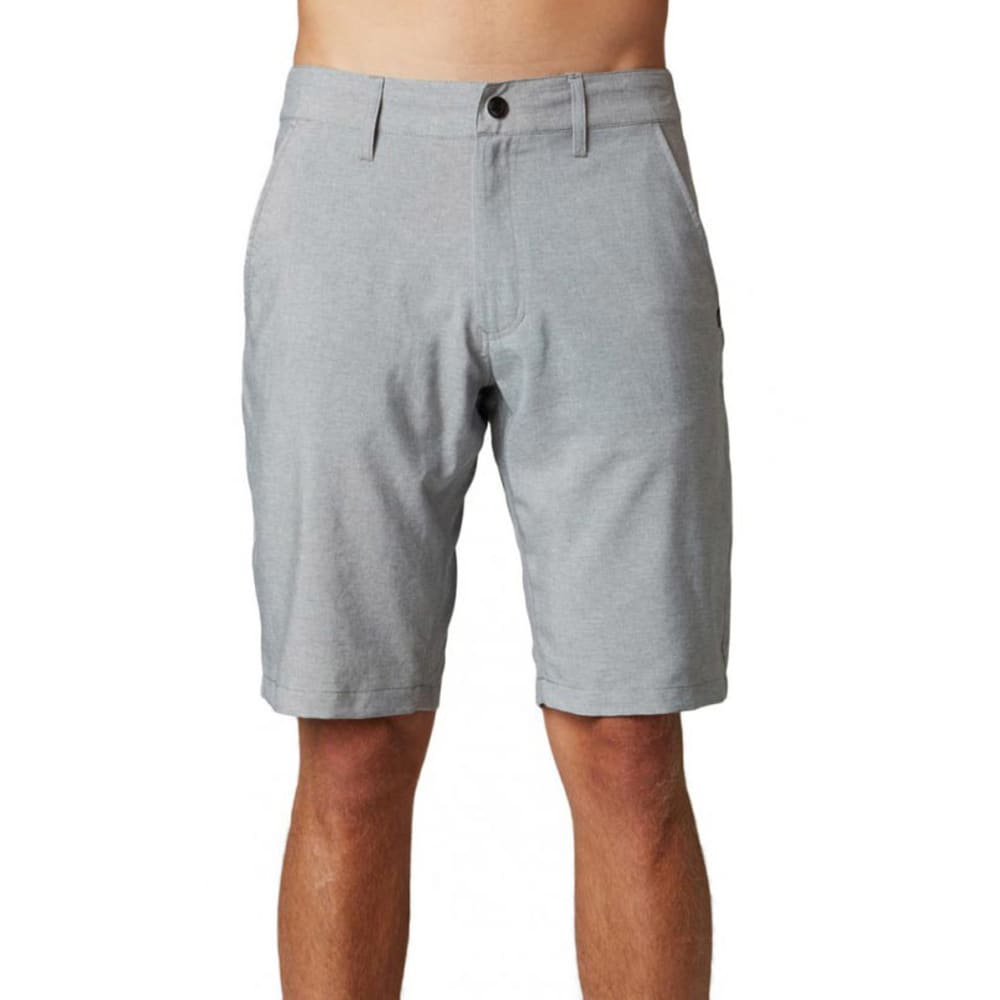 FOX Guys™ Hydroessex Shorts - HEATHER CHARCOAL