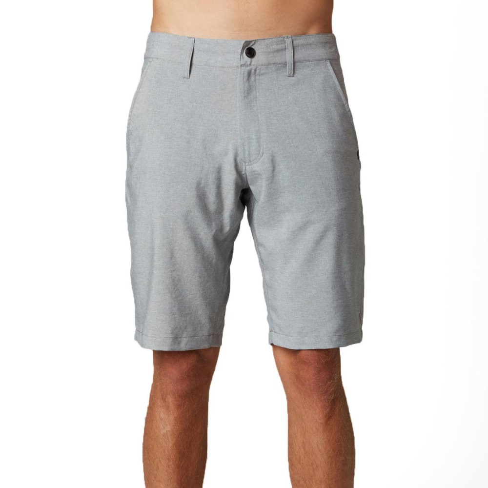 FOX Guys™ Hydroessex Shorts - HEATHER STONE