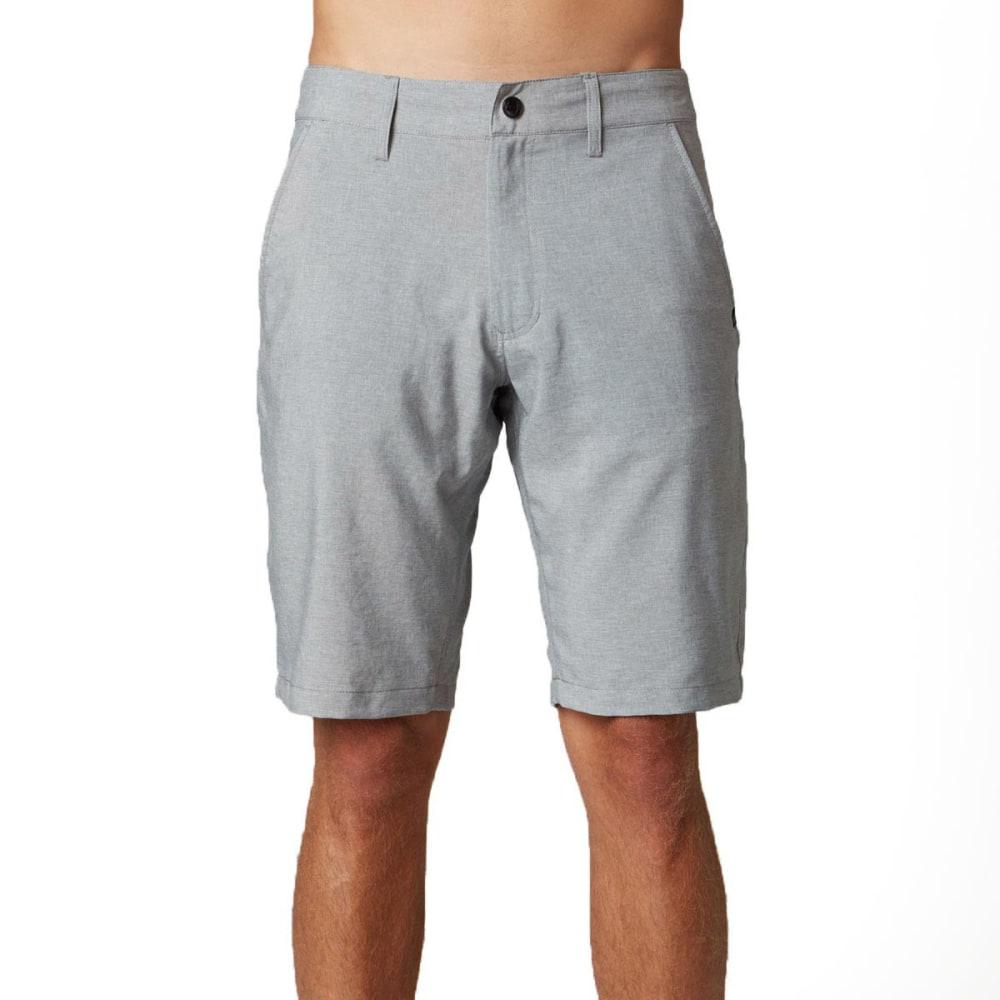 FOX Guys™ Hydroessex Shorts - HEATHER STONE