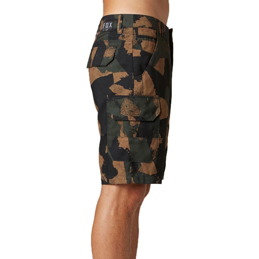 FOX Guys' Hydroslambozo Shorts - CAMO