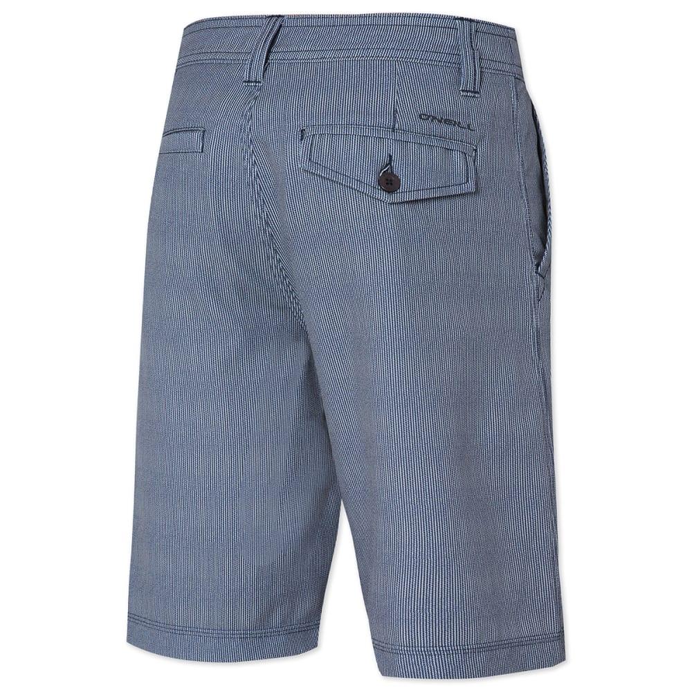 """O'NEILL Guys' Pinski 21"""" Hybrid Shorts - NAVY"""