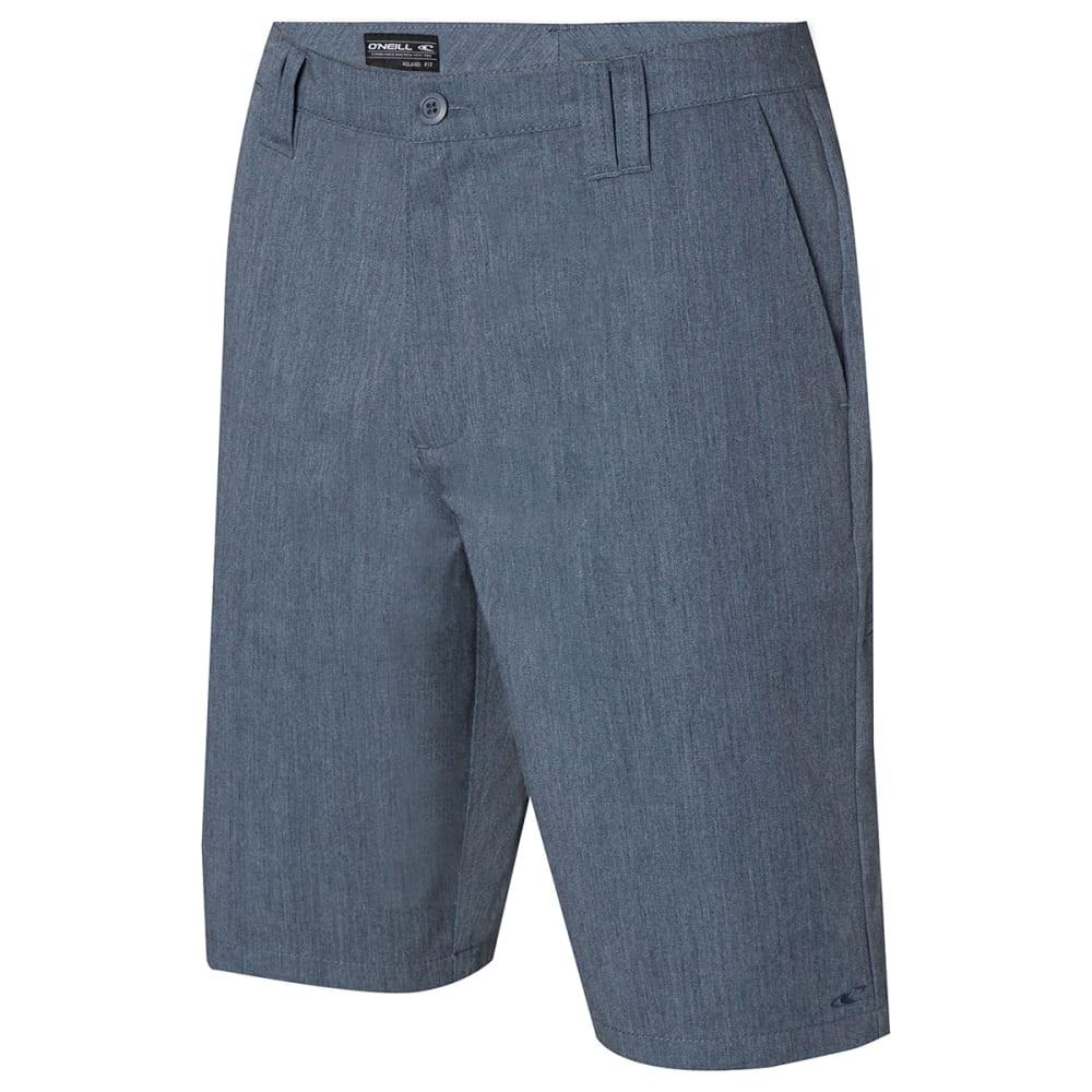 O'NEILL Guys' Contact Shorts - BLUE HEATHER-BLH