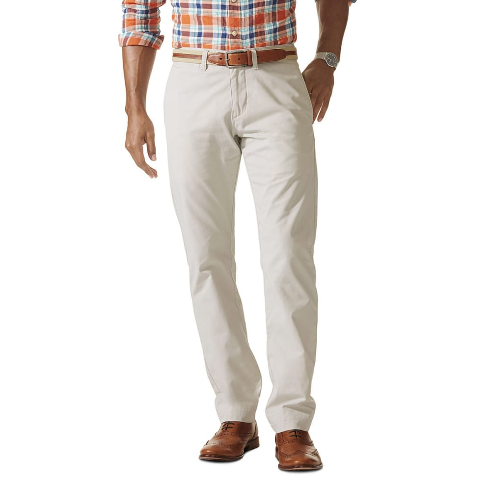 DOCKERS Men's Modern Khaki Pants - CREAM