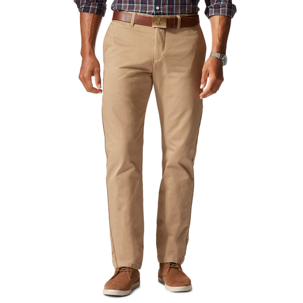 Dockers Men's Modern Khaki Pants - Brown, 32/29