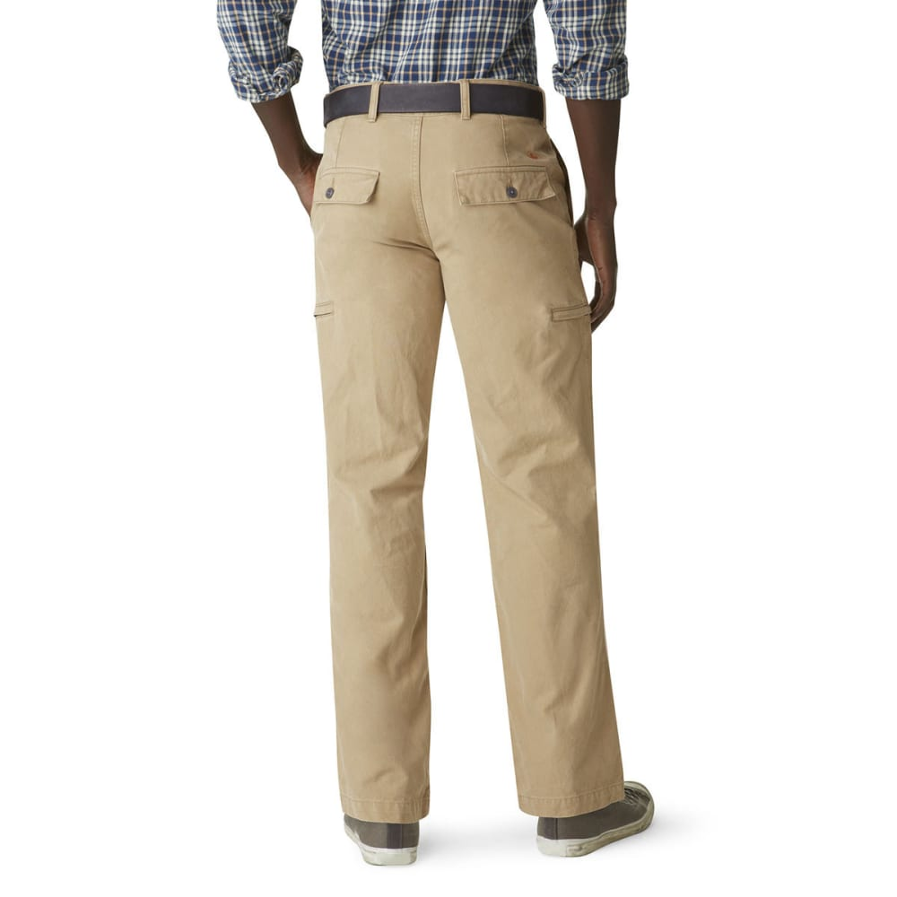 DOCKERS Men's Crossover Cargo Khaki Pants - NEW BRIT KHAKI 0001