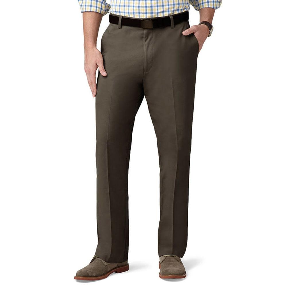 DOCKERS Men's Easy Khaki Classic Fit Pants - UMBER  0007