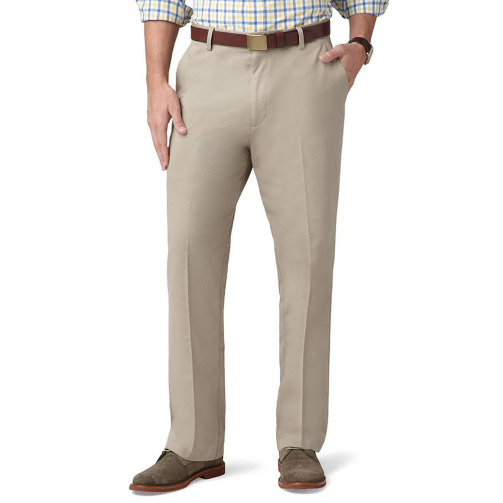 DOCKERS Men's Easy Khaki Classic Fit Pants 42/30