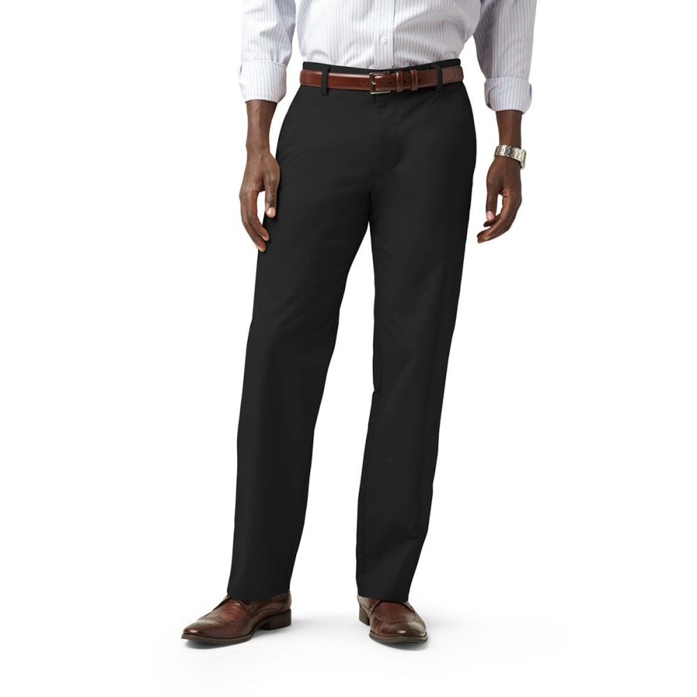 DOCKERS Men's Easy Khaki Straight Fit Pants - STORM  0005
