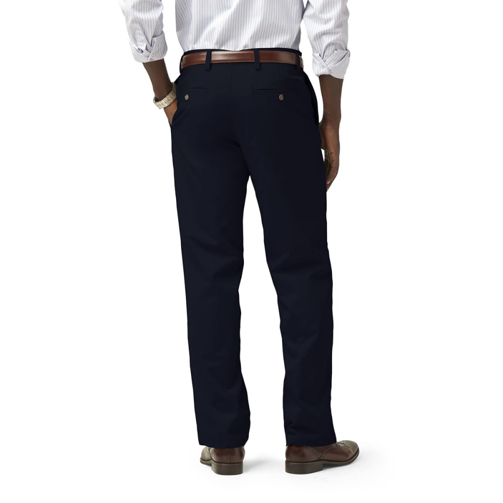 DOCKERS Men's Easy Khaki Straight Fit Pants - NAVY 0047