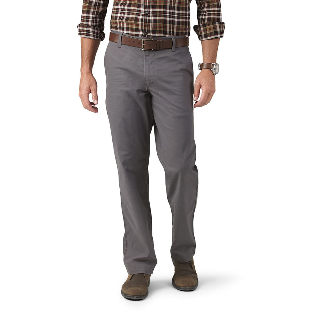 DOCKERS Men's On The Go Khaki Pants - HURRICANE 0004