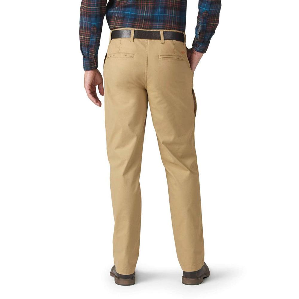 DOCKERS Men's On The Go Khaki Pants - DESERT SAND  0001