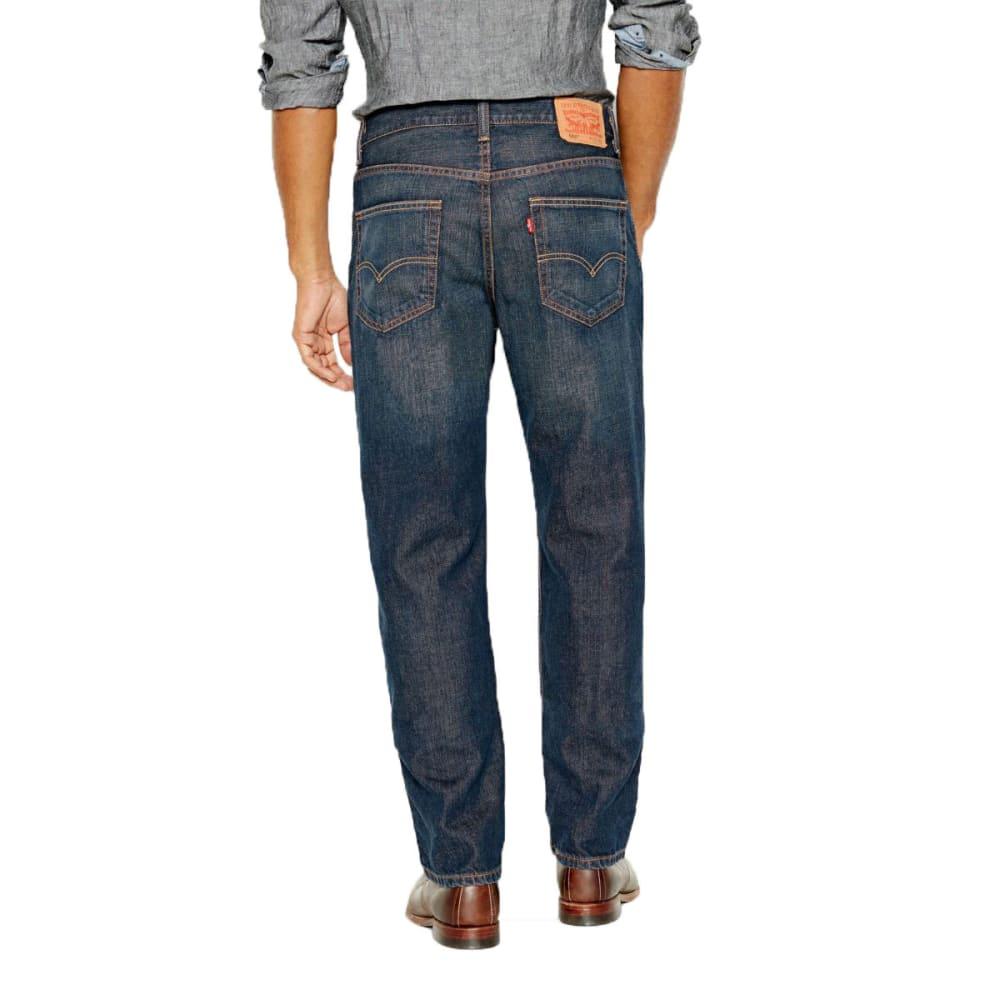 LEVI'S Men's 550 Relaxed Fit Jeans - RANGE 2765