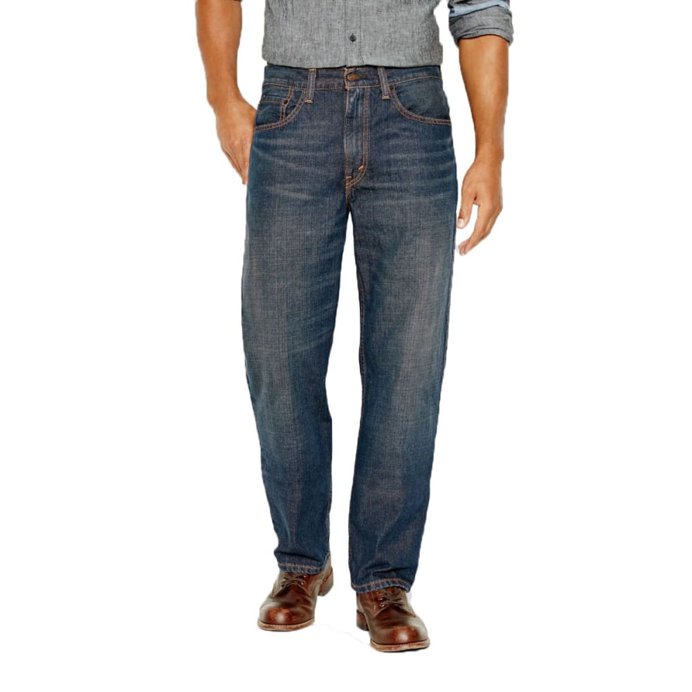 LEVI'S Men's 550 Relaxed Fit Jeans - RANGE 2765