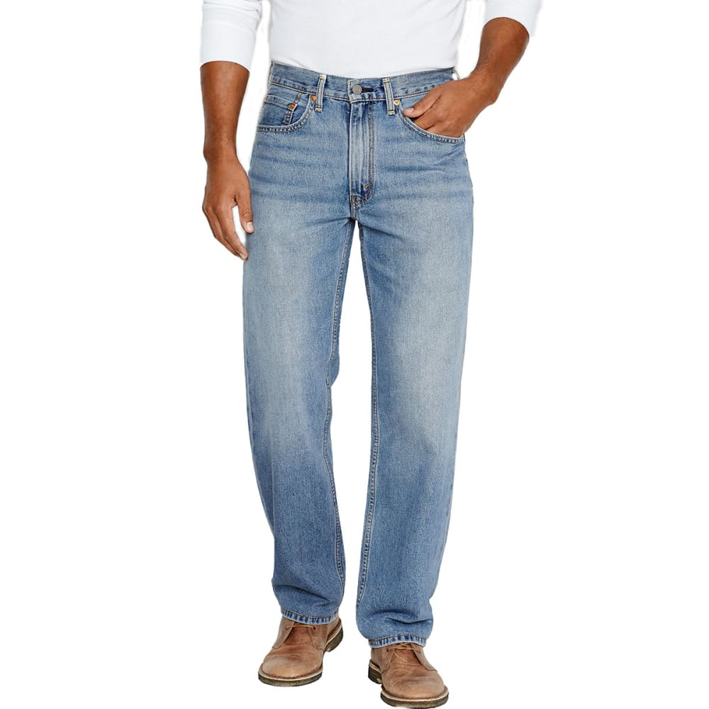LEVI'S Men's 550 Relaxed Fit Jeans 29/32