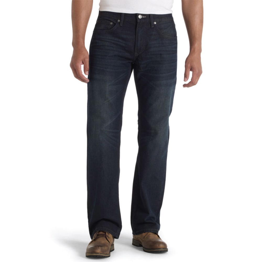 LEVI'S Men's 559 Relaxed Straight Jeans - Discontinued Style - MIDNIGHT OIL