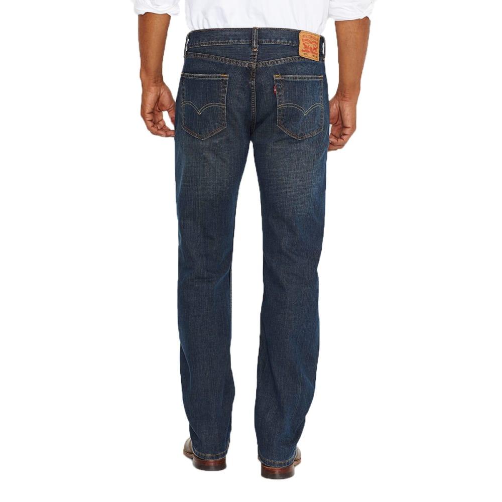 LEVI'S Men's 505 Regular Fit Jeans - RANGE 2765