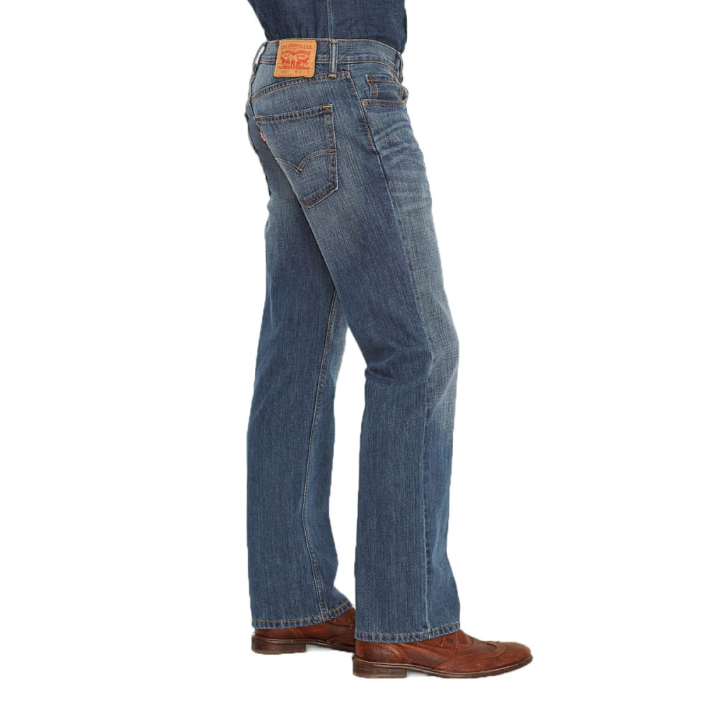 LEVI'S Men's 559 Relaxed Straight Jeans - INDIE BLUE