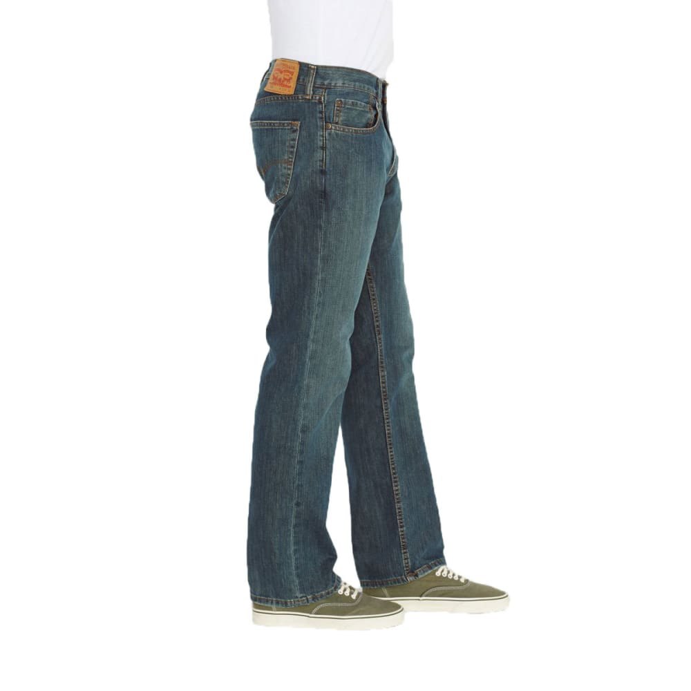 LEVI'S 559 Relaxed Straight Fit Jeans, Big And Tall - VALUE DEAL - SUB ZERO