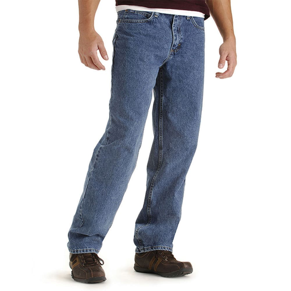 LEE Men's Relaxed Fit Tapered Leg Jeans - PEPPERSTONE 5544