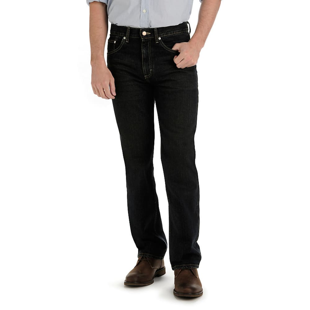 LEE JEANS Men's Premium Relaxed Straight Leg Jeans 32/34