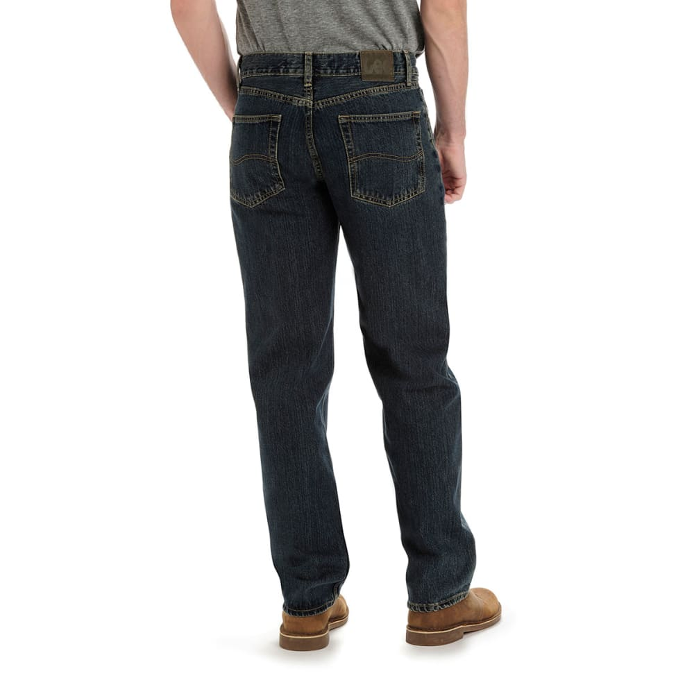 LEE JEANS Men's Core Relaxed Fit Jeans - TOMAS 30